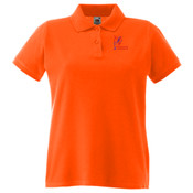 Francesca Charity - Lady-fit premium polo - SS505